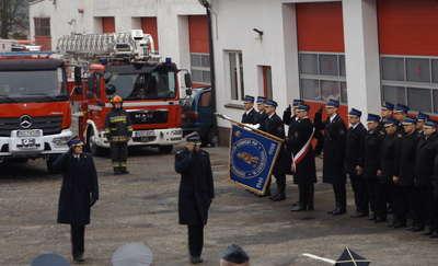 Nowy samochód dla strażaków z Morąga