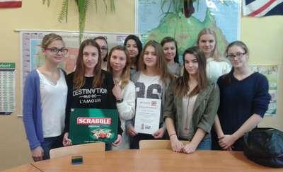 Uczennice z Warpun nagrały najlepszy film w języku angielskim