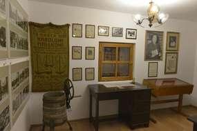 Nowa izba pamięci w Mazurskim Parku Krajobrazowym