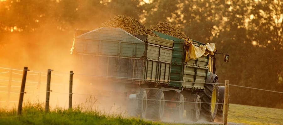 Rolnicy mogą składać wnioski o zwrot podatku akcyzowego zawartego w cenie oleju napędowego do końca lutego