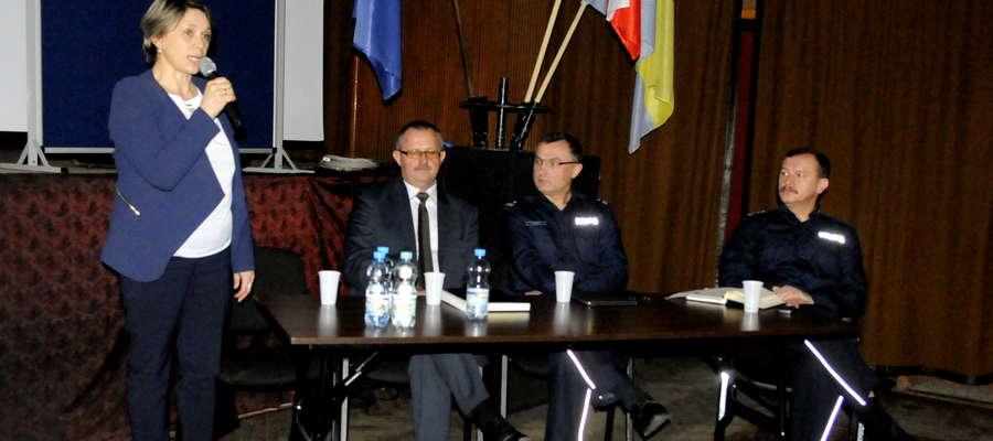 W piątek odbyła się po raz czwarty w powiecie żuromińskim debata społeczna o bezpieczeństwie