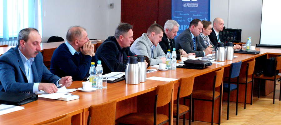 Żuromińscy radni popierają inicjatywę radnych z Bieżunia