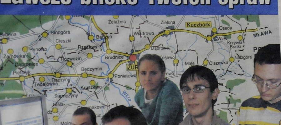 """Historyczne wydanie """"zerowe"""" Kuriera Żuromińskiego. Z dawnej redakcji nie ma już nikogo"""