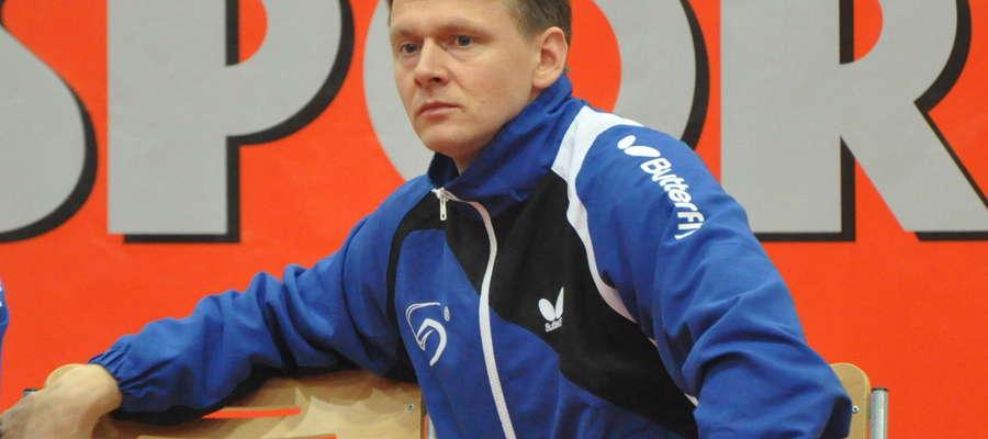 Piotr Kołaciński i jego zespół są na dobrej drodze do play-off