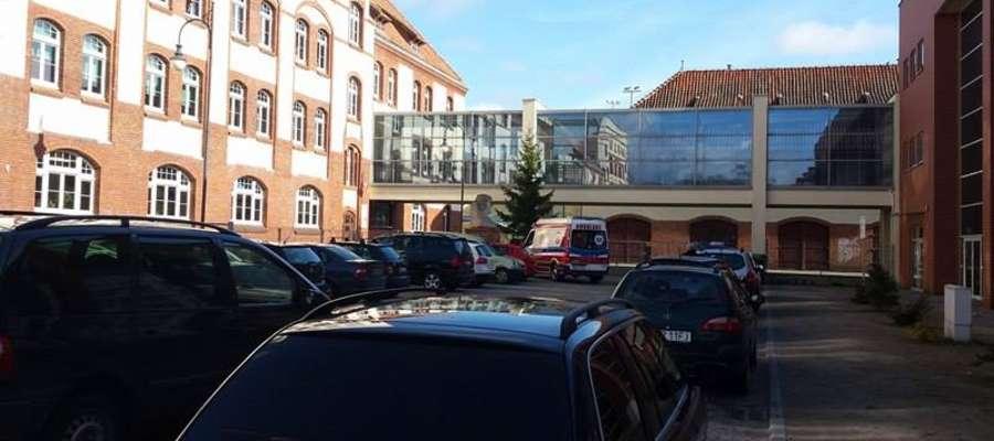 Gimnazjum nr 2 im. Mikołaja Kopernika w Mrągowie