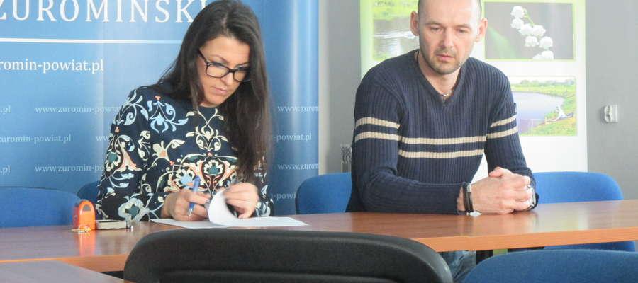 Jacek Kołodziejski nadal szefuje powiatowemu związkowi