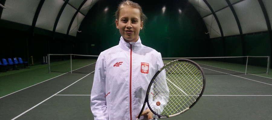 Wśród dwóch zawodników, którzy dostali powołania na eliminacje na Winter Cup by Head, znalazła się Pola Wygonowska z RP Sport Olsztyn.