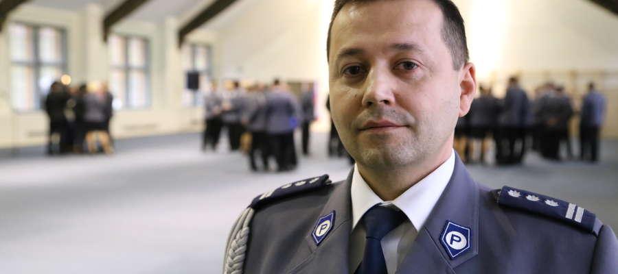 Rzecznik prasowa KWP zwolniona, komendant KPP w Ostródzie odwołany