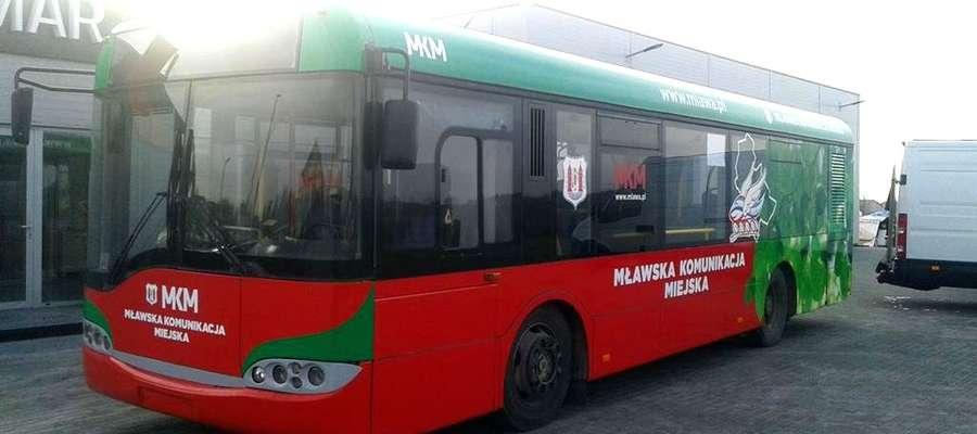 Większe autobusy pomieszczą nawet 100 pasażerów