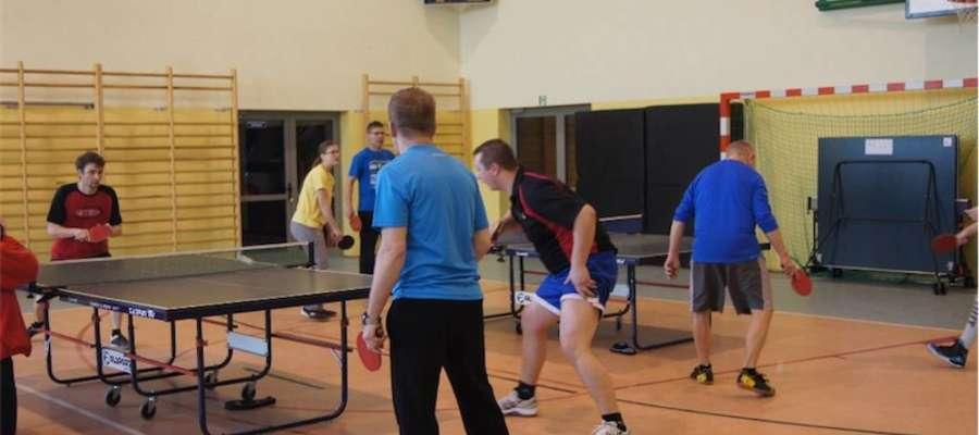 Podczas pierwszego turnieju w Gwiździnach