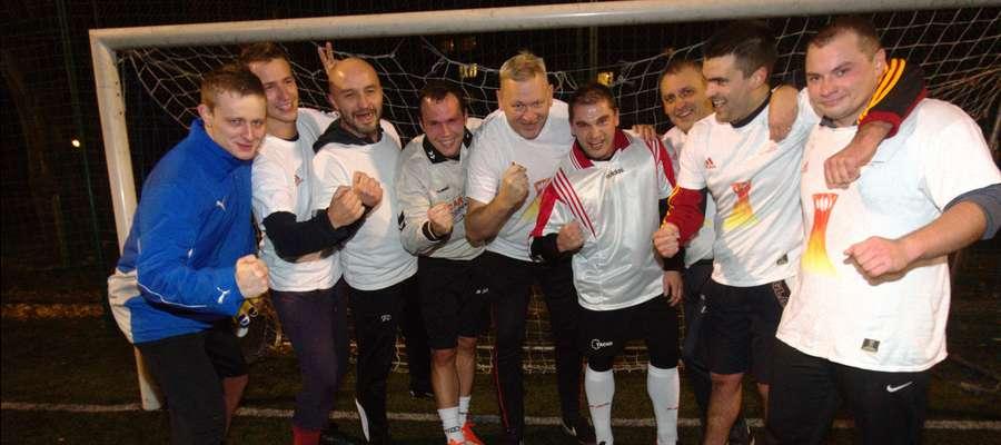 W kończącym sezon Pucharze Ligi Gazeta Olsztyńska dotarła aż do finału.