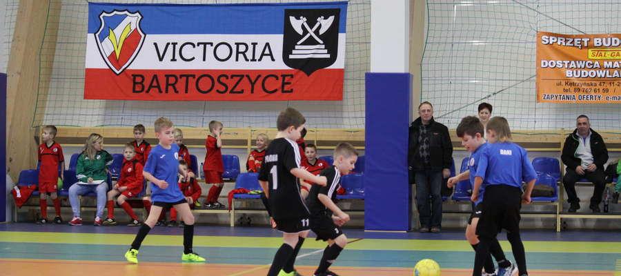 Mecze rozgrywane były w hali w Bezledach