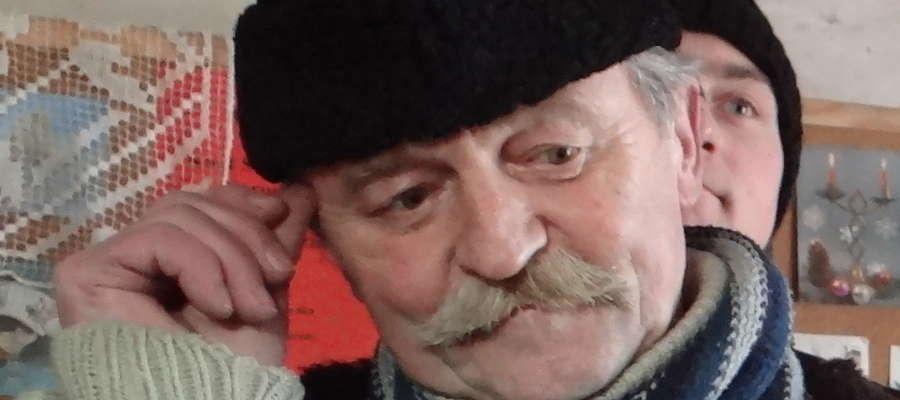 "Jan Ostrowski ""na zimowo"""