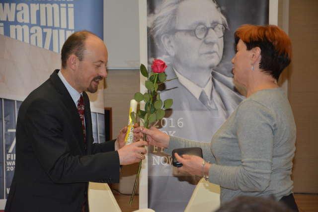 Filharmonia w Olsztynie podziękowała partnerom z okazji 70-lecia - full image