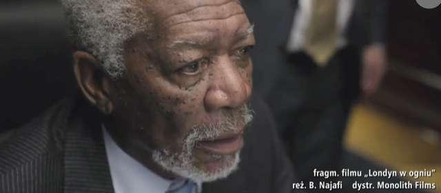 Morgan Freeman: Aktorstwo to mój raj na Ziemi - full image