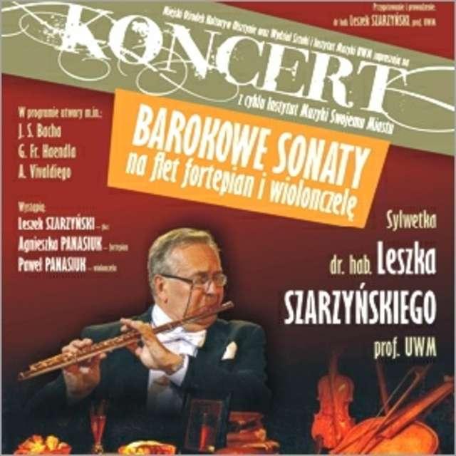 Barokowy koncert w Kamienicy Naujacka - full image
