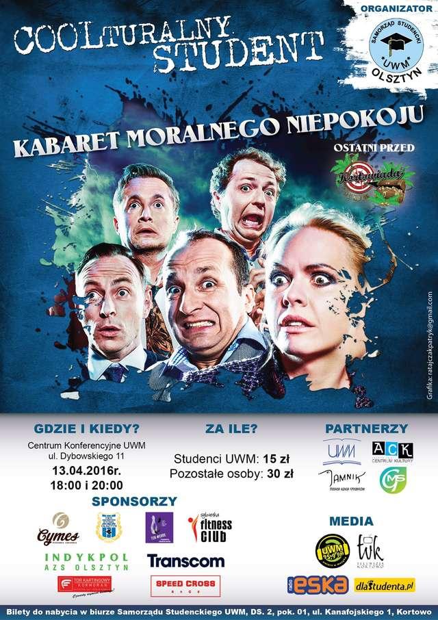 Zabaw się coolturalnie z Kabaretem Moralnego Niepokoju! - full image