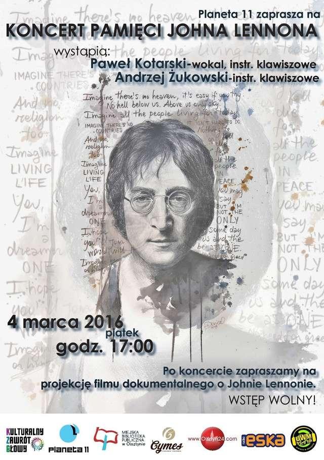 Koncert pamięci Johna Lennona  - full image