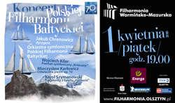 Koncert Polskiej Filharmonii Bałtyckiej z Gdańska
