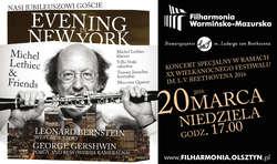 """Michel Lethiec & Friends - Nasi jubileuszowi goście w koncercie """"Evening in New York"""""""