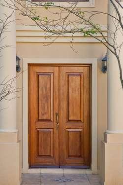 Drzwi - ochrona przed zimnem i intruzami