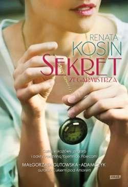 Sekret zegarmistrza. Spotkanie autorskie z Renatą Kosin