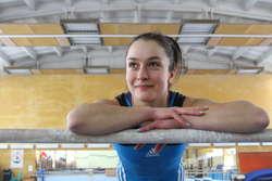 Paula Plichta od wielu lat należy do najlepszych gimnastyczek w Polsce Fot. Beata Szymańska