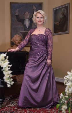 Sopranistka z Olsztyna inspiruje się twórczością Nowowiejskiego