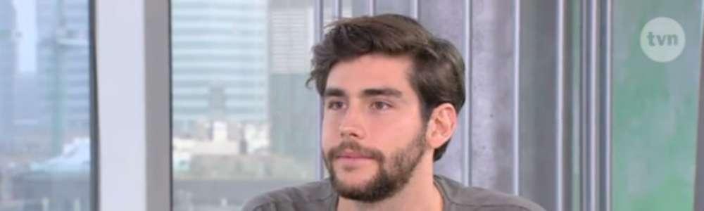 Gwiazdor Alvaro Soler podbija listy przebojów