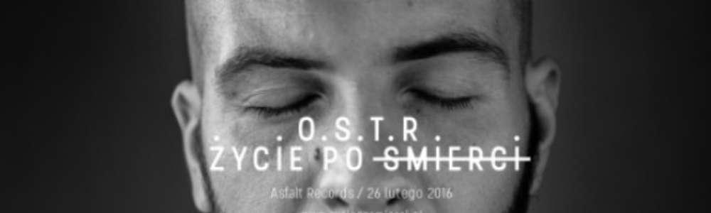 O.S.T.R. z najnowszą płytą w Andergrancie