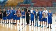 Koszykarze z Gimnazjum nr 2  vice mistrzami rejonu