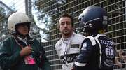 Śmierć zajrzała w oczy Fernando Alonso