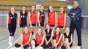 Powiatowy Turniej Piłki Siatkowej Dziewcząt Szkół Ponadgimnazjalnych