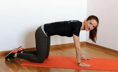 Podejmij wyzwanie Mel B. Ćwiczenia na ramiona i biust