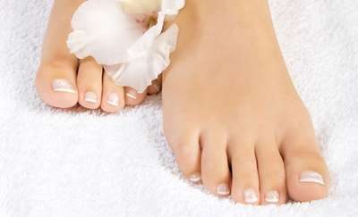 SOS dla stóp, czyli kosmetolog radzi