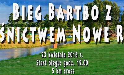 Bieg Bartbo z Nadleśnictwem Nowe Ramuki