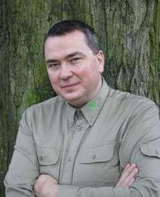 Włodzimierz Serwiński, dyrektor oddziału Biura Urządzania Lasu i Geodezji Leśnej w Olsztynie