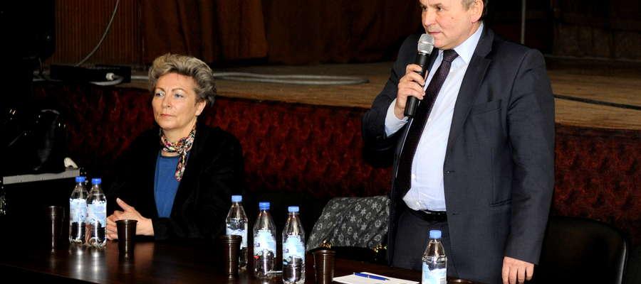 W drugiej części debaty na temat ustawy odorowej wypowiadał się poseł Waldemar Olejniczak
