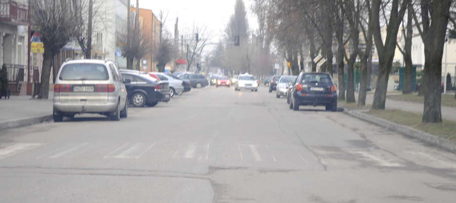 Samorząd rozpoczyna naprawę ulicy Zamojskiego i Placu Wolności