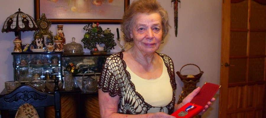 Doktor Zofia Cholewicka wspomina dawną Mławę