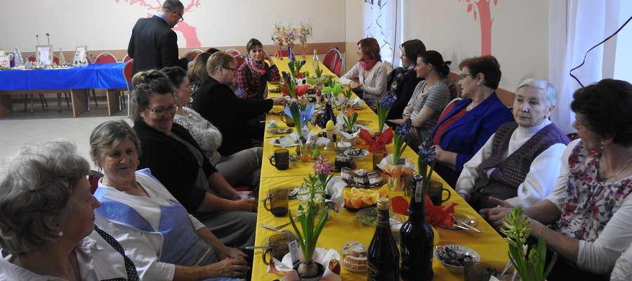 Impreza Koła Gospodyń Wiejskich w Kącikach