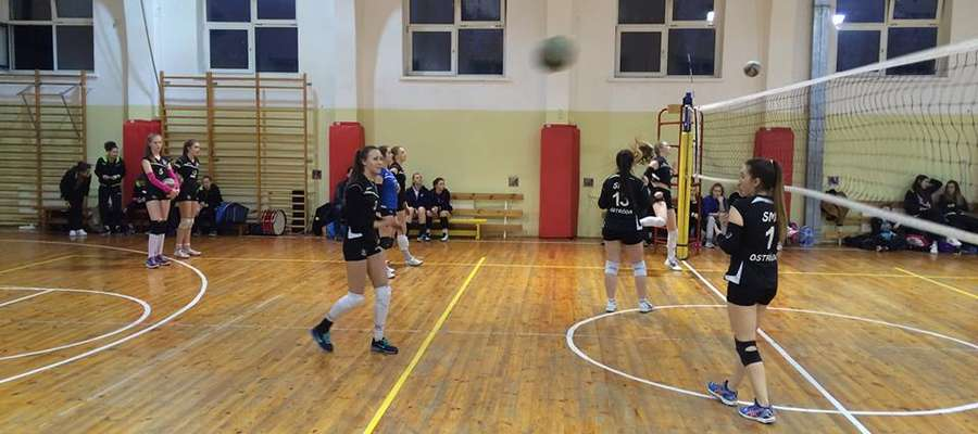 Kadetki SMS Ostróda awansowały do finałowej czwórki ćwierćfinału mistrzostw Polski w Lublinie