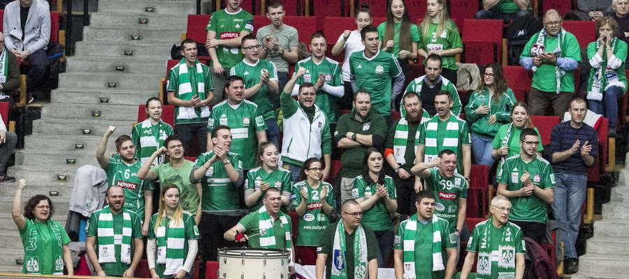 W sobotę w Gdańsku siatkarze Indykpolu AZS będą dopingowani przez ponad 200 olsztyńskich kibiców