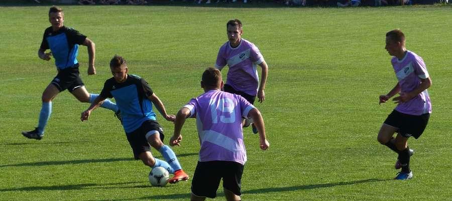W pierwszej rundzie Grunwald u siebie pokonał Tęczę 1:0 po golu z rzutu karnego