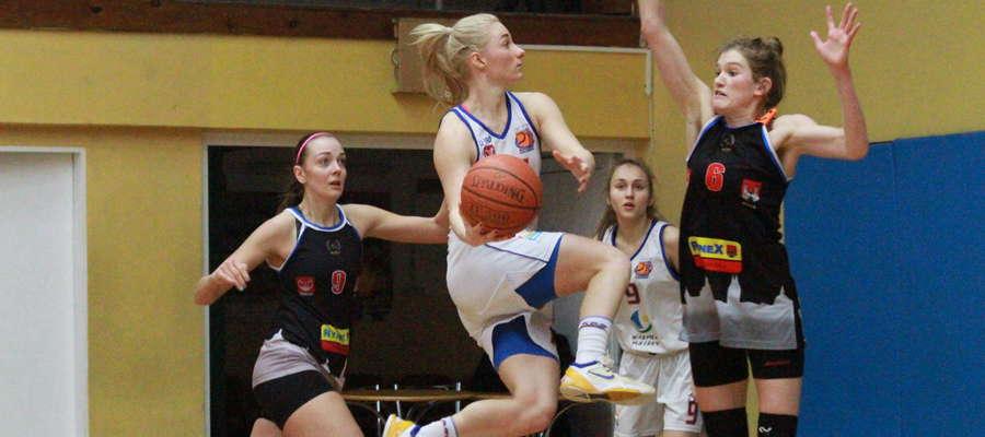 Ksenia Zajączkowska rzuciła w Sokołowie Podlaskim aż 27 punktów