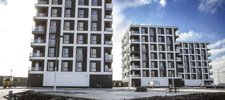 """Osiedle Morena (Olsztyn) zostało zwycięzcą w kategorii """"Budynek wielorodzinny nowy""""."""