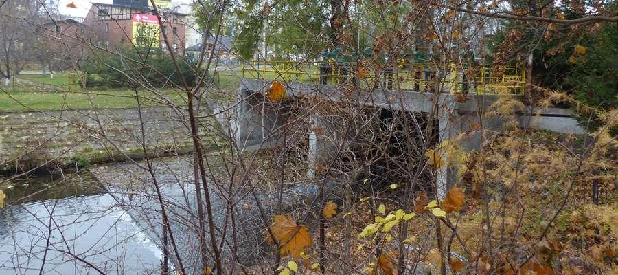 Do pijanej kąpieli doszło w okolicach jazu wodnego na rzece Iławka