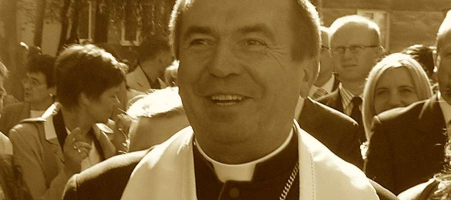 Biskup Polowy Wojska Polskiego generał broni ś.p. Tadeusz Płoski