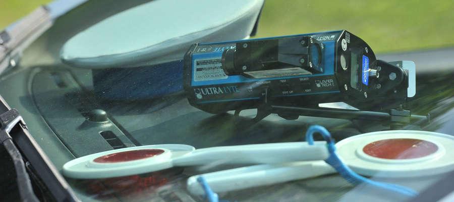 Policjanci ostródzkiej drogówki sprawdzali czy zapinamy pasy bezpieczeństwa