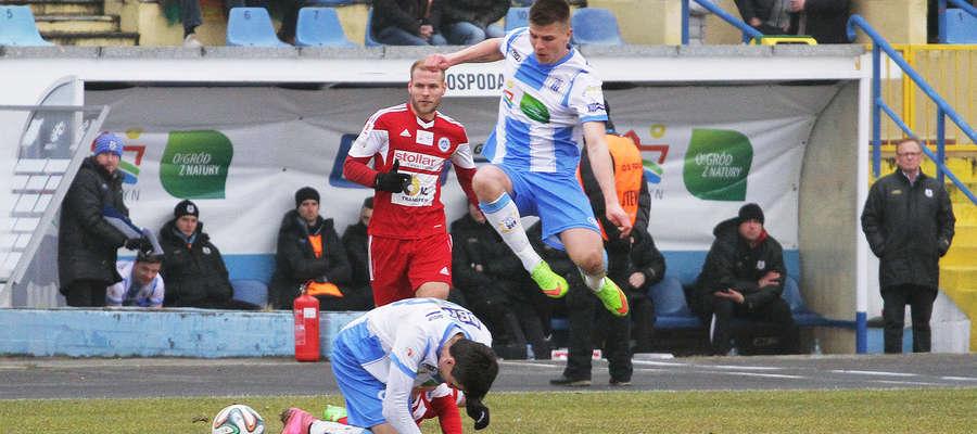 Piłkarze Wigier Suwałki i Stomilu Olsztyn sparingu w Łazdojach jednak nie rozegrają.